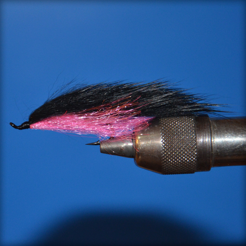 PPF  JC LEECH BLACK AND PINK # 4